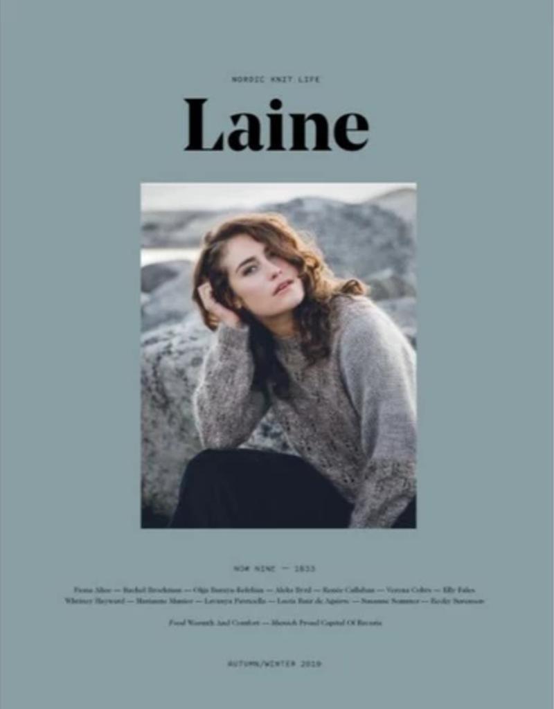 Laine Laine Magazine Issue Nine - 1833