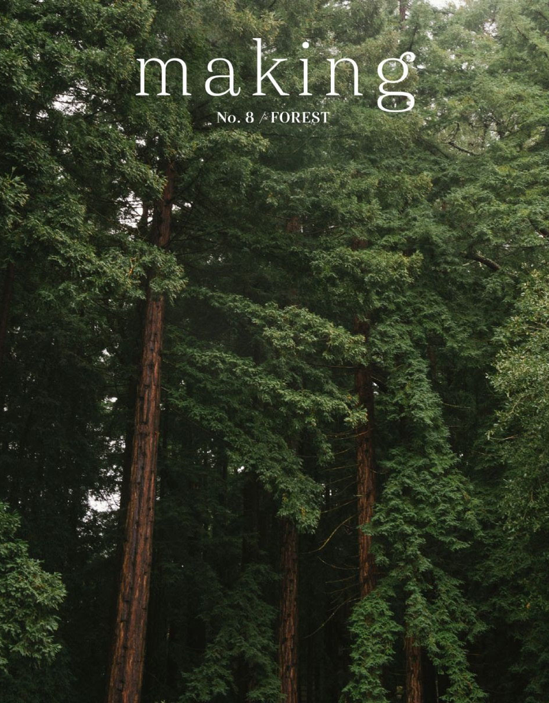 Madder Making No.8/ Forest