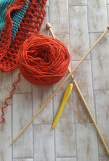 Crochet For Knitters Monday, December 16th, 12-2pm