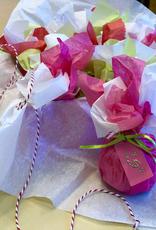 Faeriegrl Yarns PREORDER: The Twelve Cakes of Christmas by faeriegrl yarns