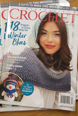 Interweave Interweave Crochet, Winter 2020