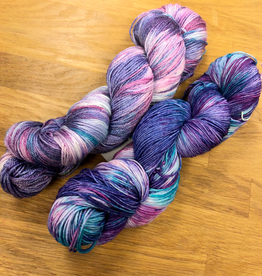 Created 4 U Yarn It Exclusive Color  'A Gem in Grandview' by Created 4 U by Laura