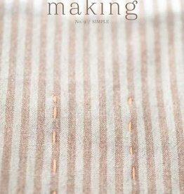 Madder Making No.9/ Simple — PRE-ORDER