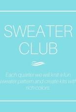 Baah Yarns Baah Yarns Quarterly Sweater Club