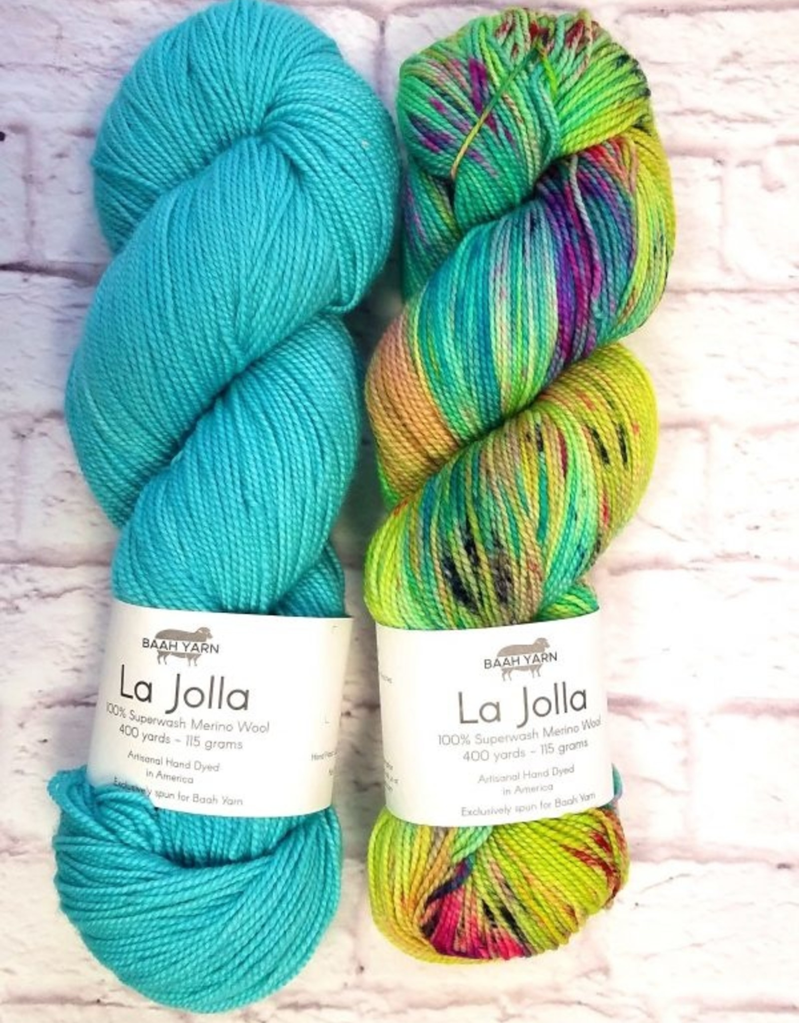 Baah Yarns Breathe and Hope Kit from Baah Yarns