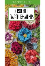 Leisure Arts Pocket Guide — Crochet Embellishments