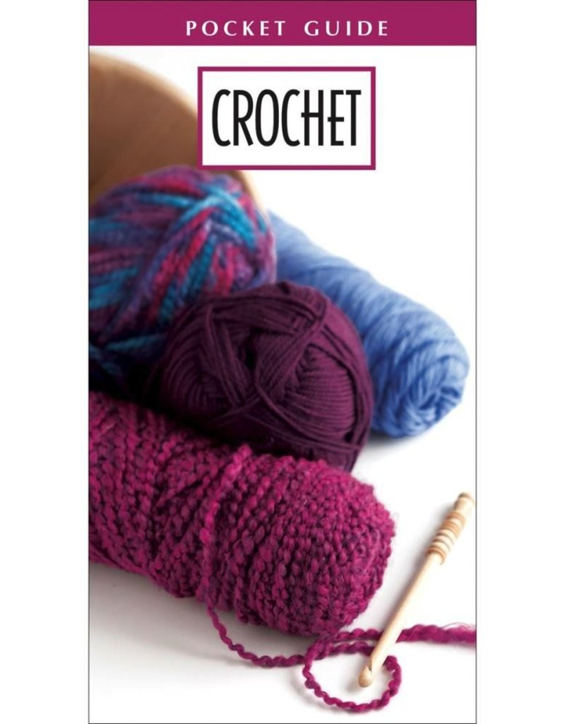 Leisure Arts Leisure Arts - Crochet Pocket Guide