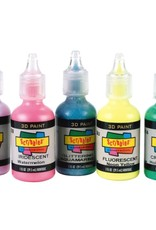 Scribbles 3D Fabric Paint 1oz - Natural