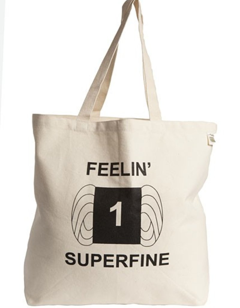 Knitpicks Superfine Tote Bag