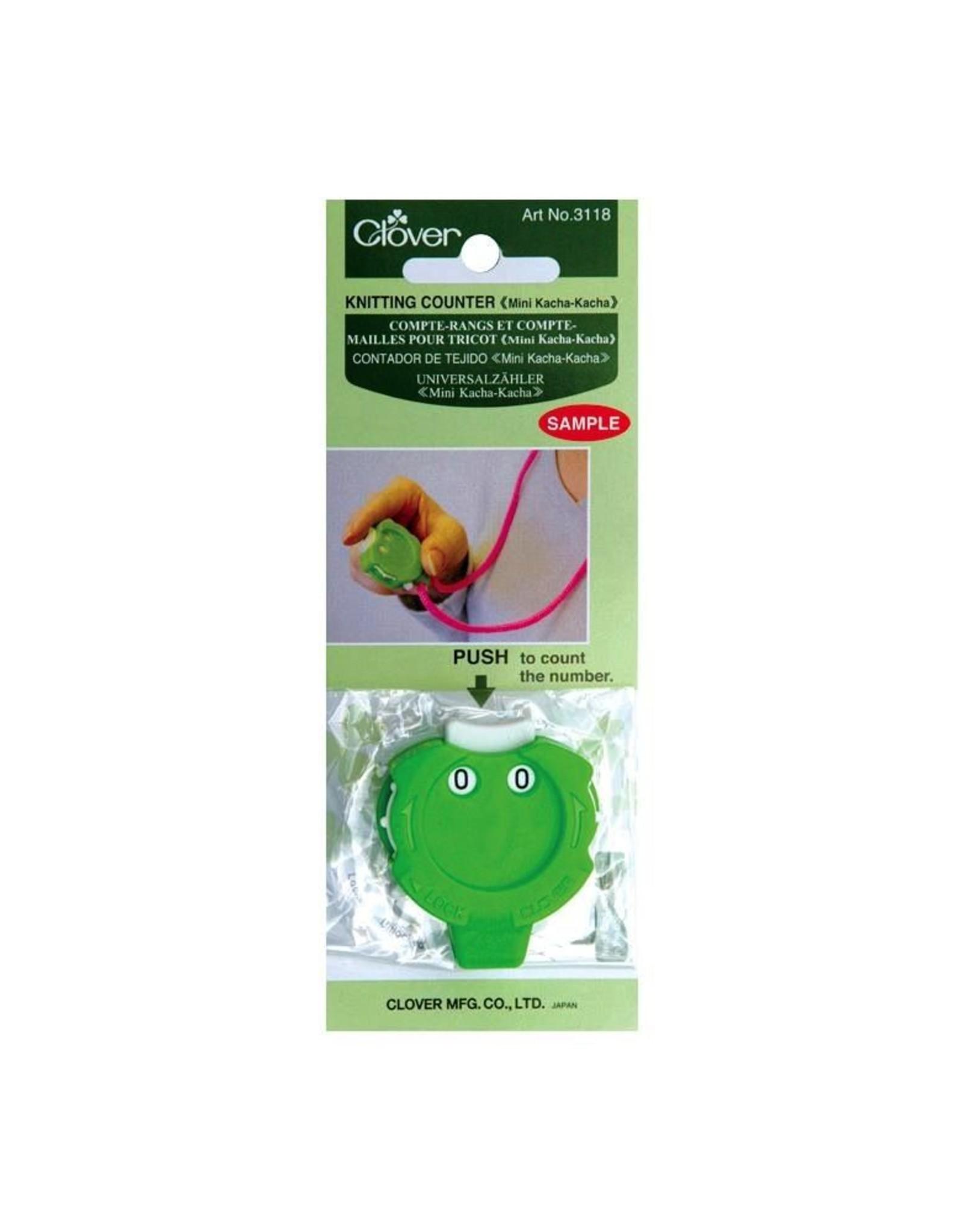 Clover Mini Kacha-Kacha Knitting Counter