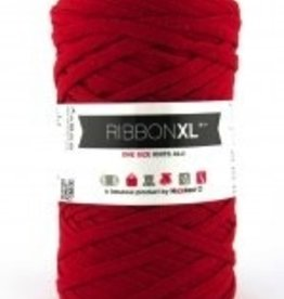 Pollika RibbonXL - Fire Red - 250gr/125mm by Hooked