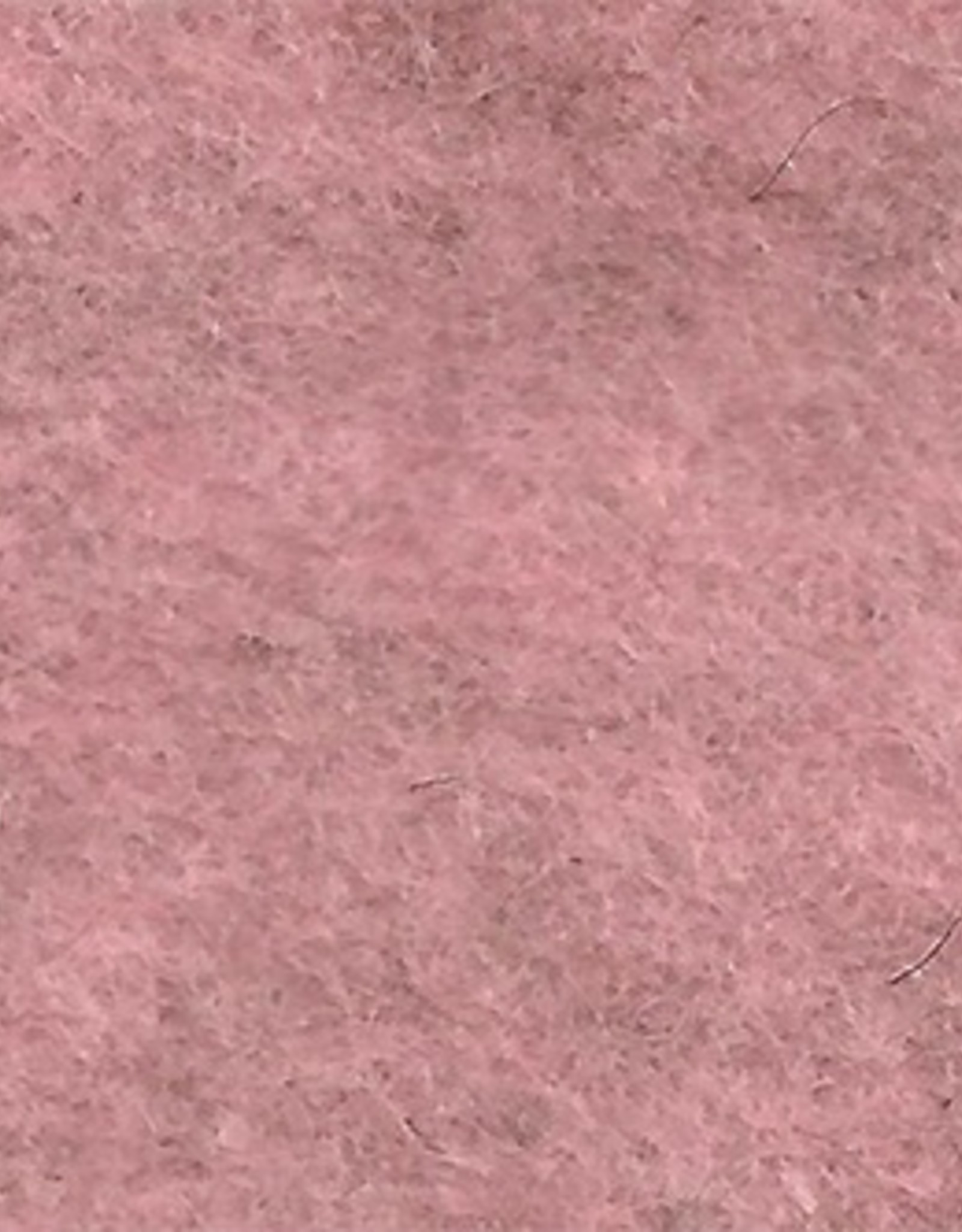 "Pollika Frescofelt Baby Pink 20x30cm (8""x12"") by De Witte Engel"