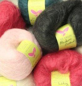 Medium Brushed Mohair, Dark Camel by Be Sweet