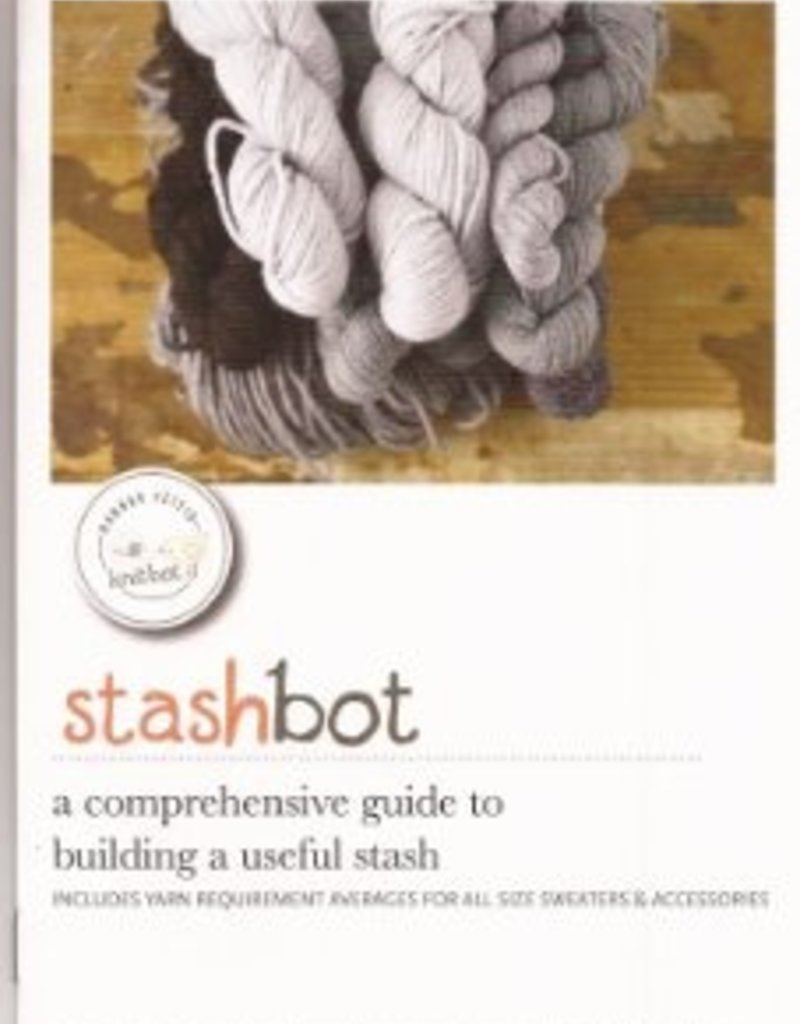 Unicorn Books & Crafts, Inc. Stashbot: A Comprehsive Guide to Building a Useful Stash
