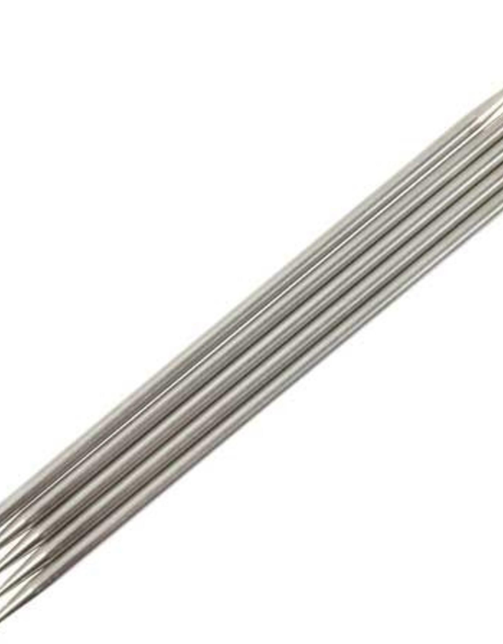"""Hiya Hiya 6"""" Steel Double Pointed Needles by Hiya Hiya"""