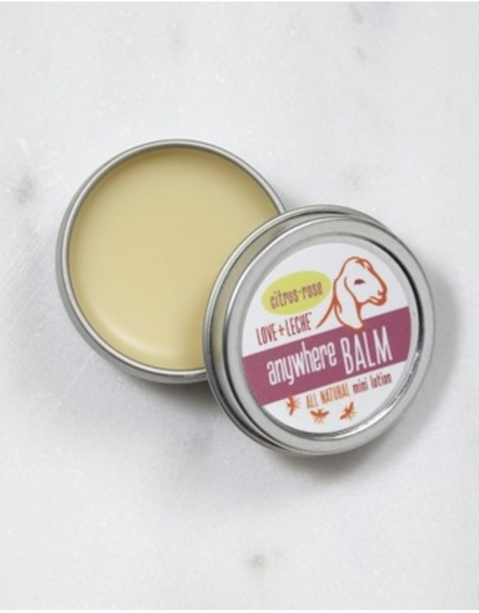 Milk + Honey Lemon Grass Anywhere Balms