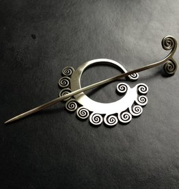 Jul Designs Jul Shawl Pin - Coil