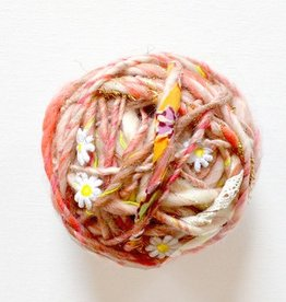 Knit Collage Daisy Chain - Natural Aura