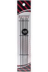 Knitter's Pride Karbonz Double Pointed Needles 6""