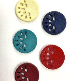 Dill Half Lotus Button 18 mm