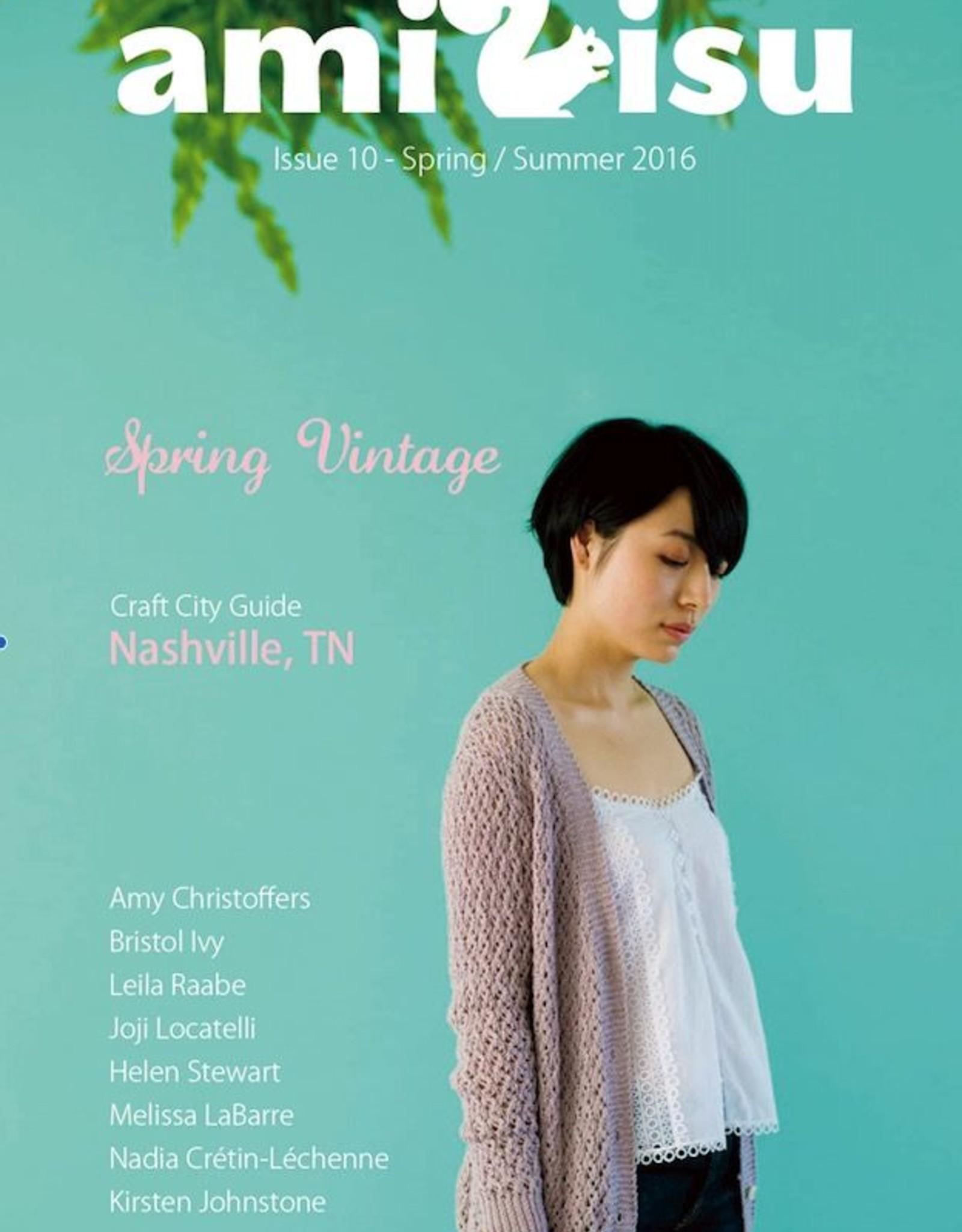 Amirisu Amirisu Spring Summer 2016 issue 10