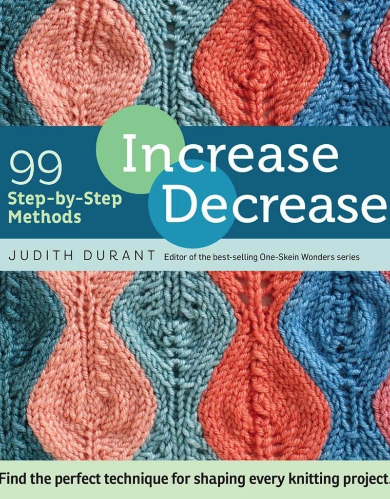 Storey Increase Decrease 99 step-by-step methods