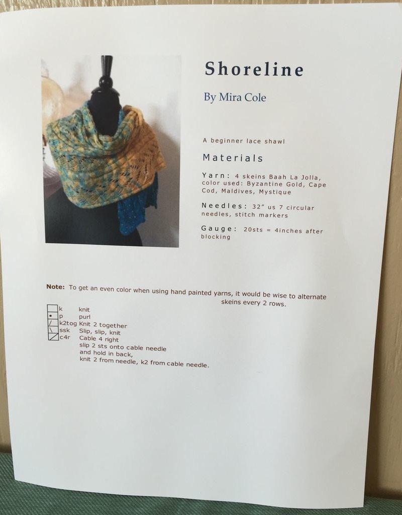 Baah Yarns Baah Shoreline Kit