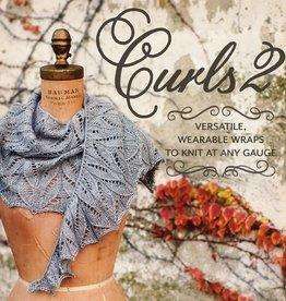 Pantsville Press Curls 2 : Versatile, Wearable Wraps to Knit any Gauge