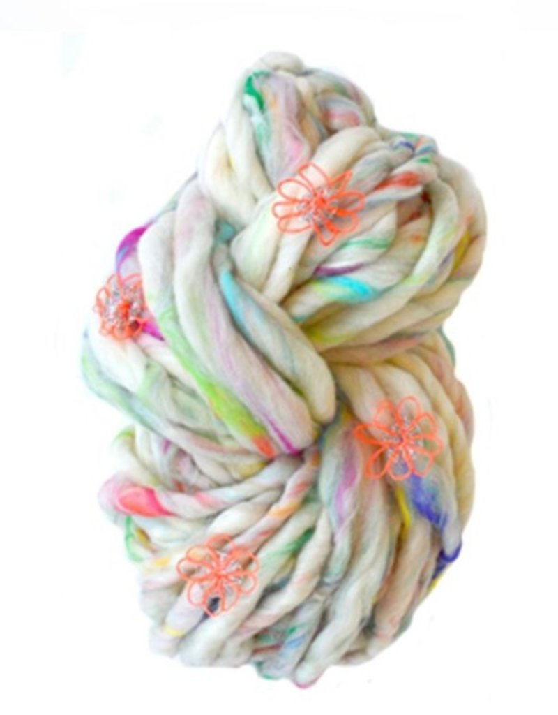 Knit Collage Flower Child by Knit Collage