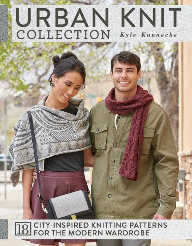 Interweave Urban Knit Collection by Kyle Kunnecke
