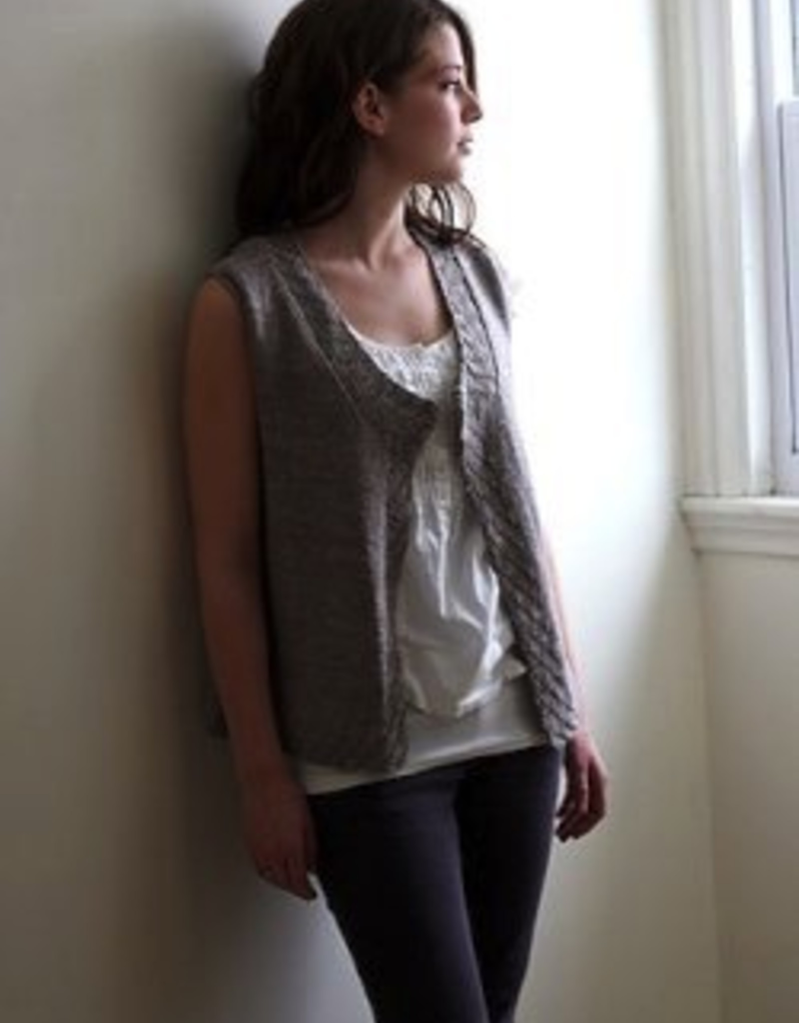 NNK press Sycamore Vest Pattern