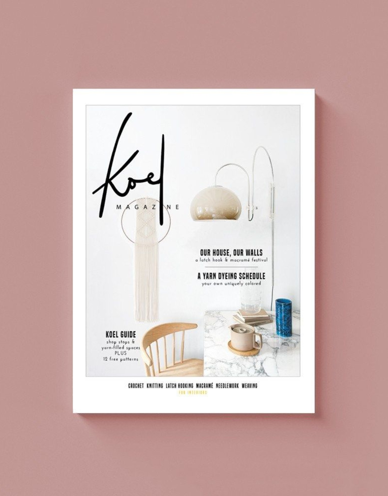 Koel Koel Magazine - Issue 2 Qtr 1 2017