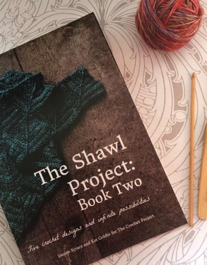 Coopknits The Shawl Project Book 2