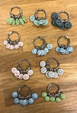 Lisa Belsky Lisa Belsky Ceramic Stitch Markers