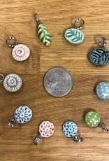 Lisa Belsky Lisa Belsky Ceramic Stitch Markers