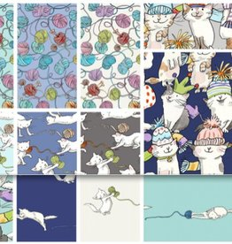 Knittens Fabric Collection