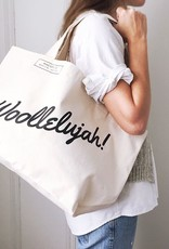 Fringe Supply Co. Woollelujah! tote bag by Fring Supply Co.