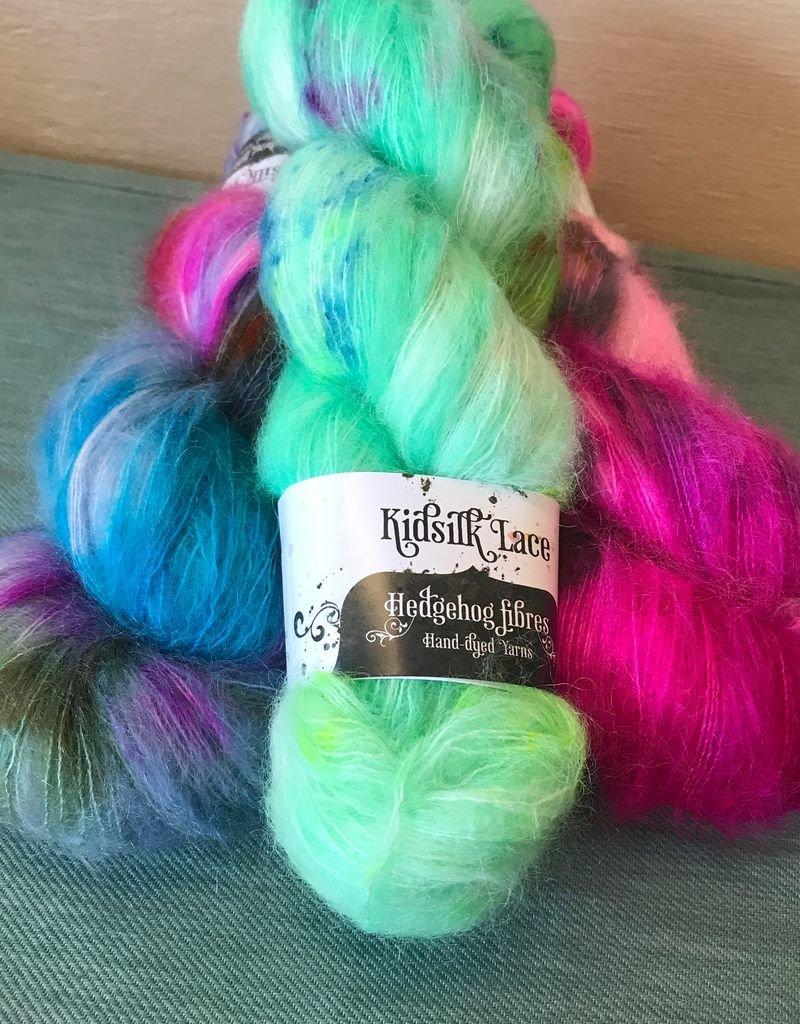 Hedgehog Fibres Kid Silk Lace by Hedgehog Fibres