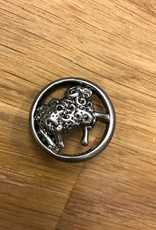 Dill NIcky Epstein Sheep Button 24mm