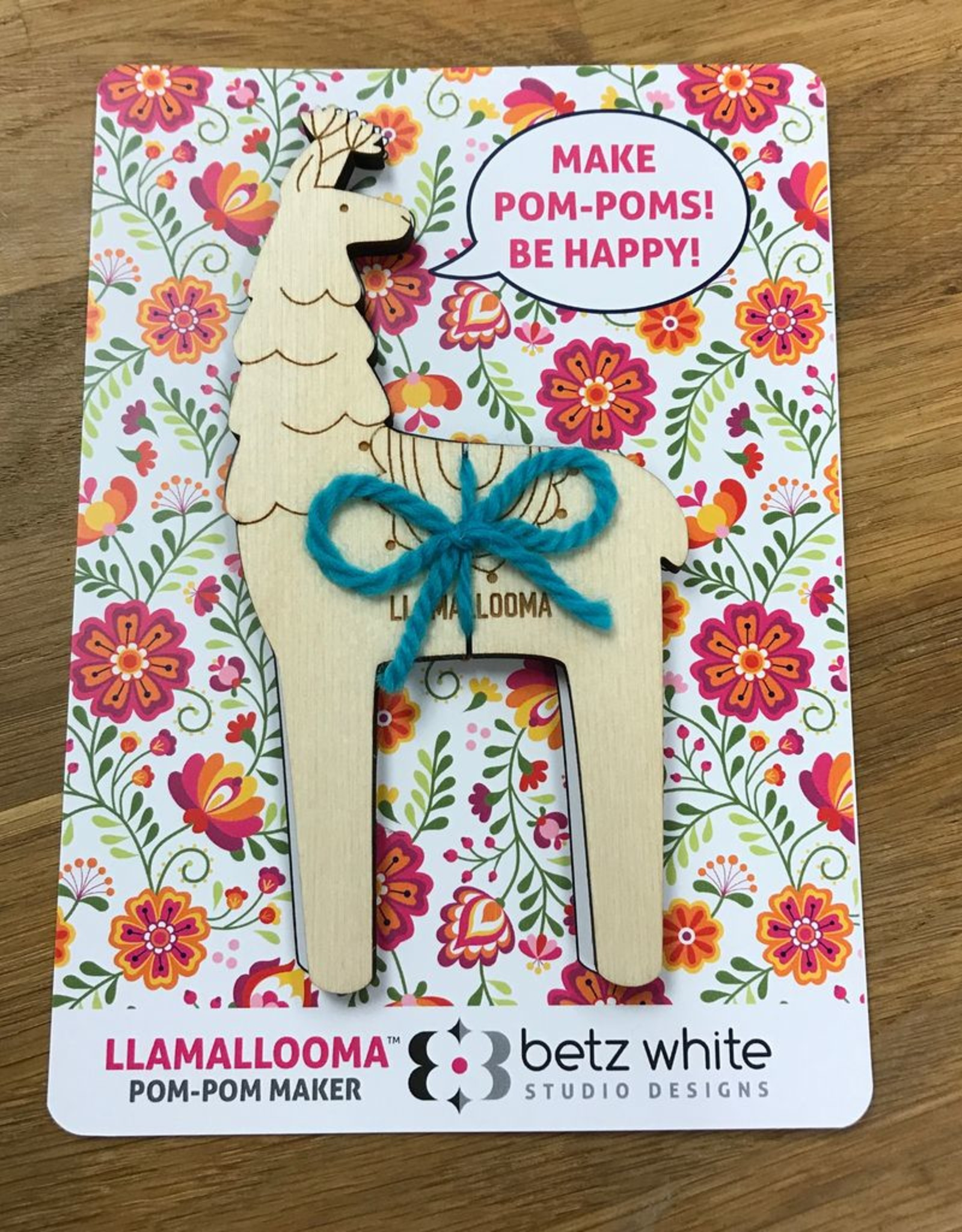 Llamallooma Pompom Maker