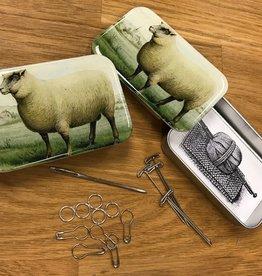 NNK press Sheep Knit Kit