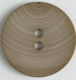 Dill Big Textured Button, 54 mm