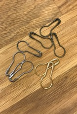 Yarn it & Haberdashery Metal Locking Stitch markers