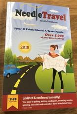 Needle Travel Fiber & Fabric Mania! a Travel Guide 2018