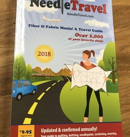 Needle Travel Fiber & Fabric Mania! a Travel Guide 2018