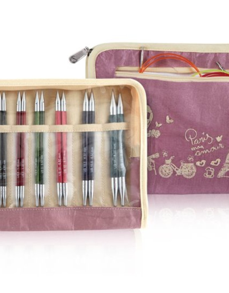Knitter's Pride Royale Deluxe Interchangeable Set