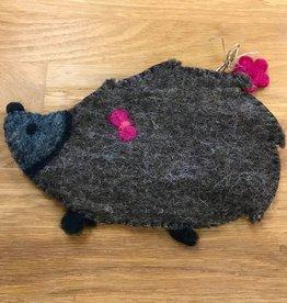 Frabjous Fibers Hedgehog Notions Case