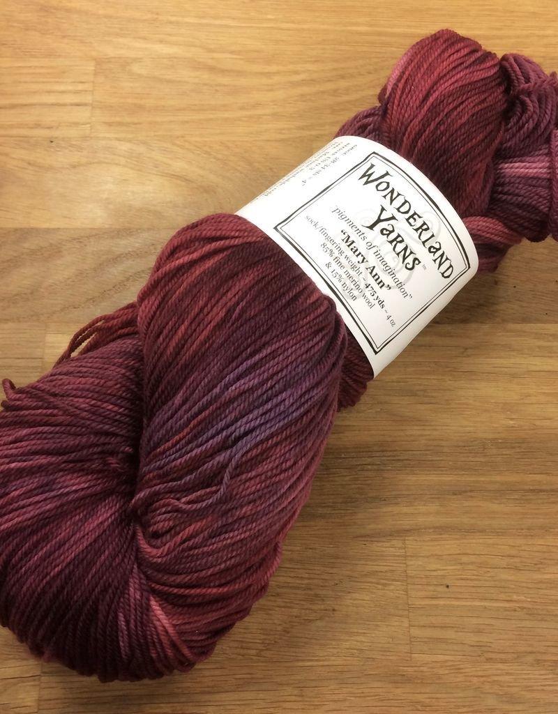 Wonderland Yarn Wonderland Color of the Month: Birthstones - Mary Ann