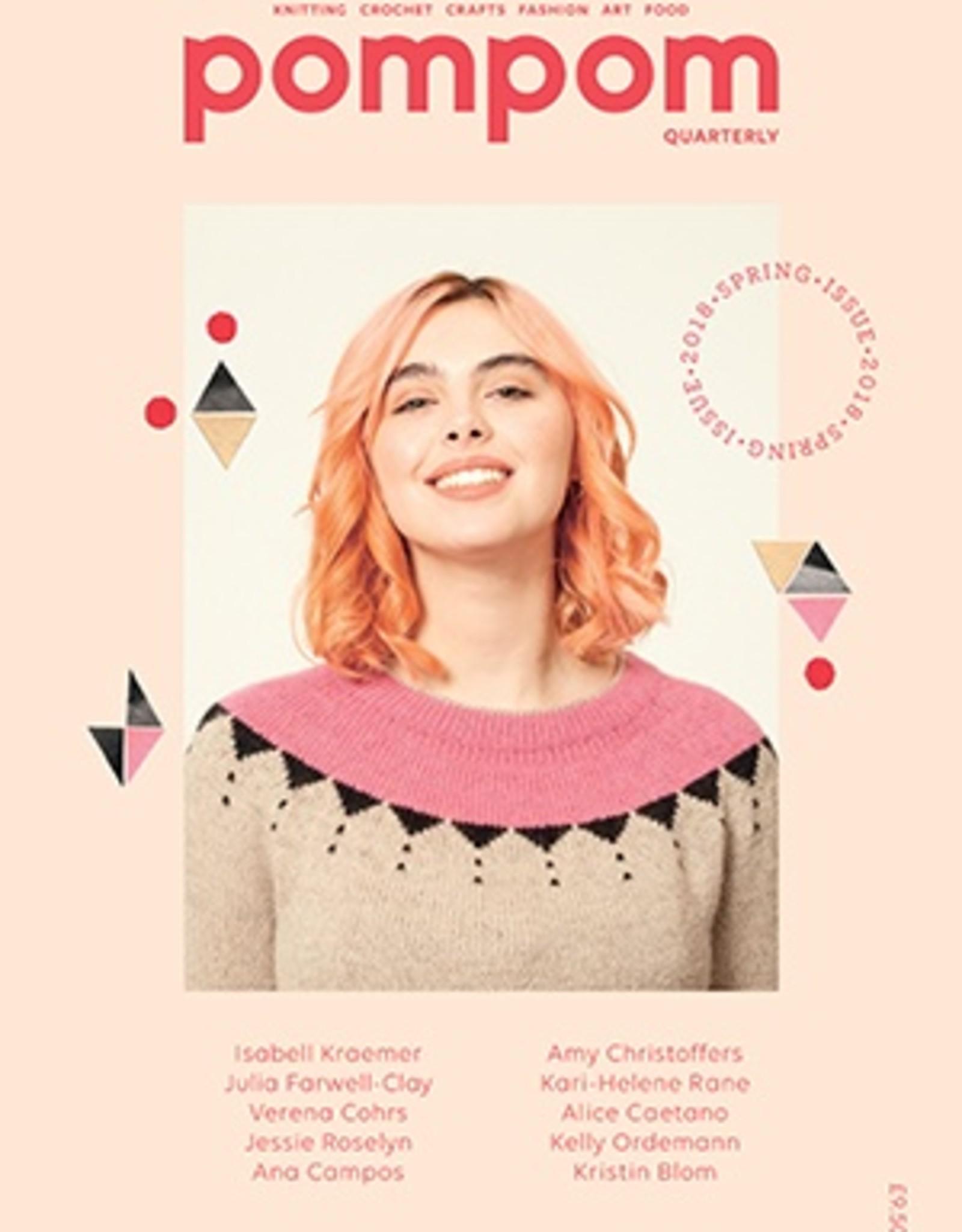 Pom Pom Pom Pom 24 Quarterly Magazine