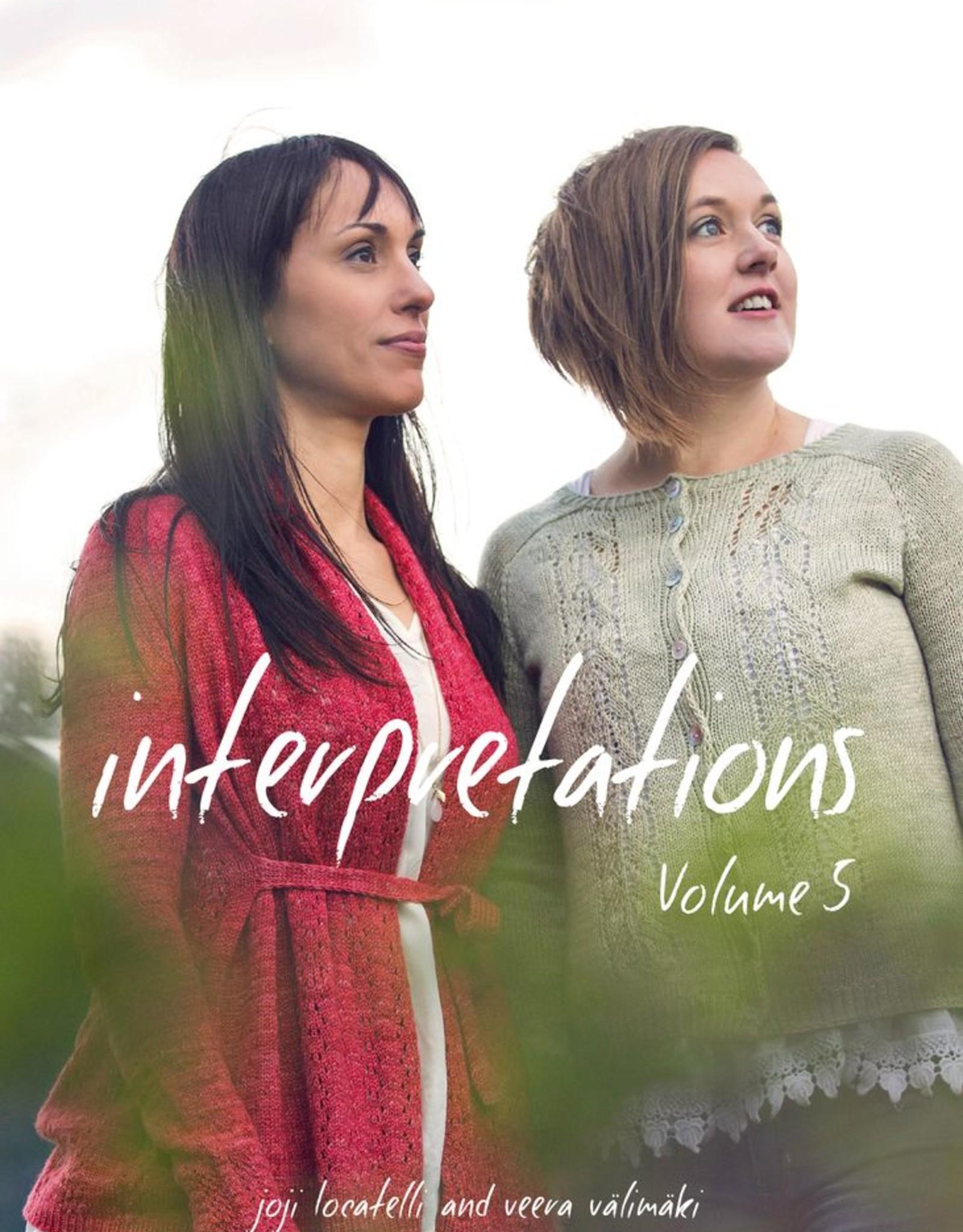 Pom Pom Interpretations vol. 5